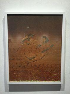 "Sascha Hughes-Caley ""I Live Under Your Sky"" Digital c-print, acrylic, polypropylene 16"" x 20"" 2016"