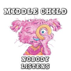 Hoogie meme: The Worst Parts of Being a Middle Child Feeling Invisible, Pajama Party, Haha Funny, Mom And Dad, Winnie The Pooh, Middle, Feelings, Memes, Children