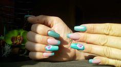 Nail Mania, Convenience Store, Nails, Convinience Store, Finger Nails, Ongles, Nail, Sns Nails, Nail Manicure