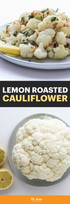 ... sneaking it into other dishes. Enter this Lemon-Roasted Cauliflower