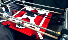 RepRap prusa i3 Y axis (making of)
