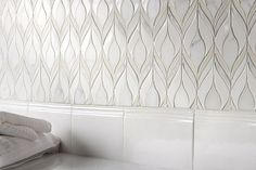 Decorative Materials » Plumage Ceramic Mosaic Tile