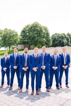 Cobalt Blue Fits Males Fits - Suit World Royal Blue Suit Wedding, Royal Blue Tux, Royal Wedding Gowns, Wedding Suits, Royal Weddings, Dark Blue Tux, Wedding Blue, Romantic Weddings, Dream Wedding