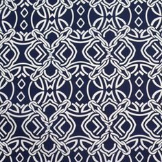 Cotton with Celtic Knot Pattern