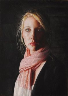 Kerry Brooks (colored pencil)