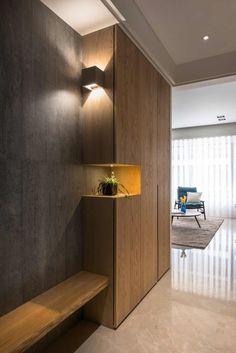 kablo shoe cabinet : shoe cabinet : Trees matter to the lo Shoe Cabinet Entryway, Shoe Cabinet Design, Hallway Storage, Home Entrance Decor, House Entrance, Home Decor, Hallway Furniture, Minimalist Apartment, Contemporary Interior