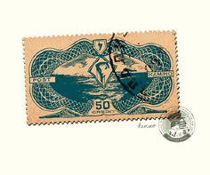 KAMINO  Illustrator Designs 'Star Wars' Stamps - DesignTAXI.com