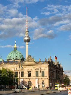 Zeughaus, Berliner Dom, Fernsehturm