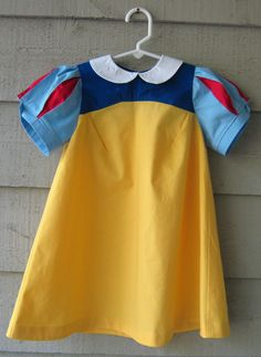 Lots of good tutorials and tips for making little girl dresses and blouses.