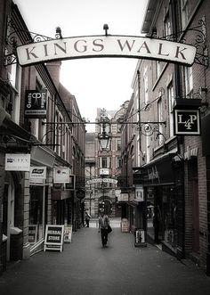 Kings Walk, Nottingham by fractalznet, via Flickr