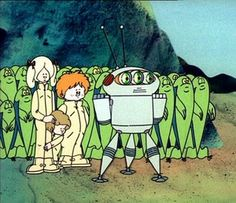 MicRoby was a hungarian sci-fi cartoon-one of the bests! Good Old Times, Retro 1, Surreal Art, My Childhood, Nostalgia, Sci Fi, Lol, Animation, Entertaining