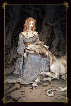 Wicked by bluefooted on DeviantArt Character Inspiration, Character Art, Character Design, The Last Unicorn, Unicorn Art, Fantastic Beasts, Fantasy Creatures, Dark Art, Art Inspo