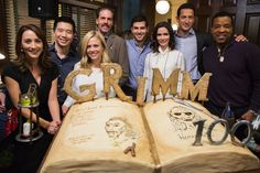 'Grimm': As series wraps up, cast members laud Portland
