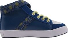 Milk on the Rocks Sneakers Snakey Blue Fabrics : Granulated leather Fabrics : Textile insole, Rubber Sole Details : Laces, Velcro This size is normal http://www.comparestoreprices.co.uk/january-2017-7/milk-on-the-rocks-sneakers-snakey-blue.asp