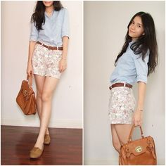 Lets shopping ! :D (by Kapongpeang Khong-ngern) http://lookbook.nu/look/2337801-Lets-shopping-D