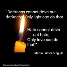Martin Luther King, Jr. words of wisdom