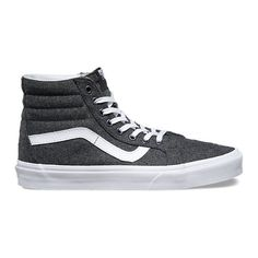 bd9d75d5cb Varsity SK8-Hi Reissue ( 70) ❤ liked on Polyvore featuring men s fashion