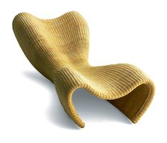 Wicker Lounge 1990 - Idee by Marc Newson Ltd