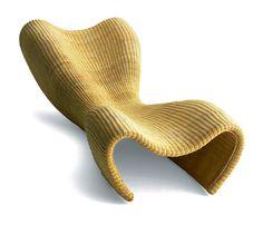 Wicker Lounge 1990 - Idee by Marc Newson Ltd