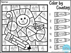FREE Kindergarten Color By Code Amazing color by code pages for kindergarten. These pages can also be used for Pre-K classroom.   Kindergarten   Pre-K   Preschool   First Grade   Color by sight words   Color by addition   Kindergarten Free Worksheets   Kindergarten Freebies   Kindergarten Math   Kindergarten Literacy  
