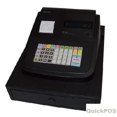 Get 13% of on SAM4S ER-180U Cash Register Small Drawer