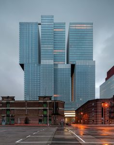 AV Monographs Looks at 15 Years of Rem Koolhaas and OMA,De Rotterdam Building, 1997-2013, Rotterdam (Netherlands) © Ossip van Duivenbode. Image Courtesy of Arquitectura Viva
