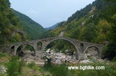 Devil's Bridge - Rhodope mountains