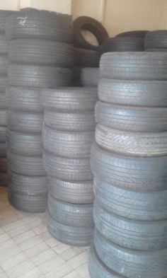 Quality Affordable second hand/used tyres from size andMag Rims at Pretoria west.We moved from Address 441 church street( W.Nkomo)to 464 after Engen garage Ground Floor Nicolas Heights.We do wholesale andRetail Sales.We also deal in: