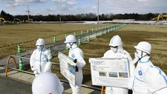 Workers began building interim facilities near the crippled Fukushima No. 1 nuclear plant to store contaminated soil and other waste gathered during cleanup work across Fukushima Prefecture. The dump will cover around 16 sq. km and will be able to hold around 30 million tons of soil and other waste such as radioactive ash. It will not receive waste generated from the plant itself. Construction has been delayed due to the difficulty of obtaining agreement from municipalities and local…