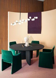 modern design, interiors,Raf Simons, Danish