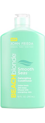 Smooth Seas™ Detangling Conditioner  Not that my hair is ever really all that tangled anyway but holy crap this stuff make my hair like silk!
