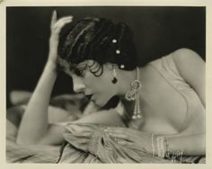 American stage and film actress, Olive Borden