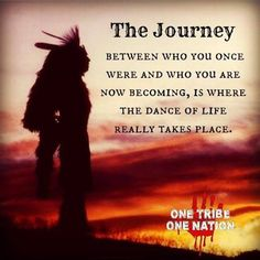 THE JOURNEY  Between who you once were and who you are now becoming, is where the dance of life really takes place.  ➳ʈɦuɲɖҽɽwσℓʄ➳
