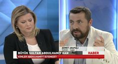 Cennet Mekan II. #AbdülhamitHan'ı Ahmet ANAPALI anlatıyor