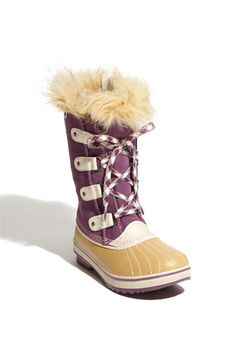Sorel 'Tofino' Boot (Little Kid & Big Kid) available at #Nordstrom