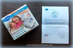 Testowanie produktów 2016, darmowe próbki 2016, opinie i testy: Testowanie z familie.pl : Inhalator Simple Sanity - paczka już u mnie