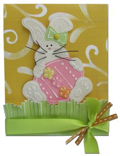 EASTER BUNNY by erinne - Cards for All Occasions - Gallery - Lasting Impressions Community