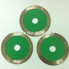 Shipped for free - FREE shipping 3pcs/set Diamond spare cutting disks,mini circular saw blade,Accessories for multi saw,Diamond tile cutting discs,