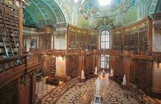 Biblioteca Nazionale, Ausria