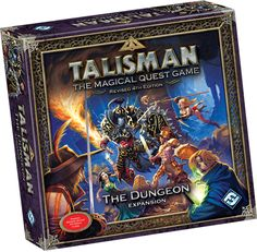 Fantasy Flight Games [Talisman - Description] - Leading publisher of board, card, and roleplaying games.