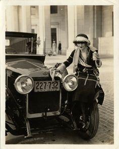 The glamorous Gordon Conway #vintage #1920s
