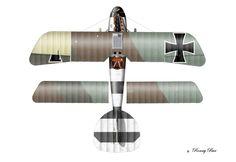 Albatros D.I/D.II/D.III/D.V/Dr.I   Germany (WWI)   Jasta 26   Albatros D.III