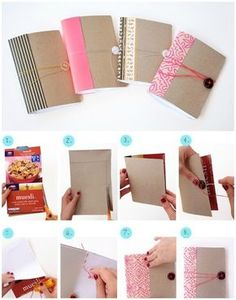 Attention crafty people who love DIY activities mixed with a strong portion of upcycling goodness! The creative folks over at Buzzfeed DIY have collected a fantastic list of 31 different things that...