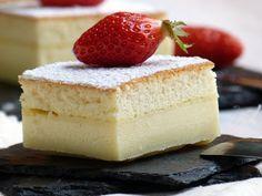 Chic, chic, chocolat...: Gâteau magique à la vanille