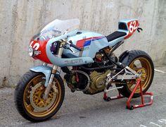 "Ducati ""750 Pantahstica"" 2012 by Radical Ducati"