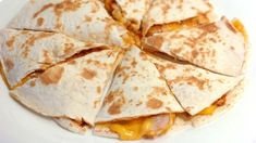 Teriyaki chicken stuffed in a cheesy quesadilla. I love the sweet and tangy flavor of teriyaki especially on chicken. Teriyaki Chicken, Lime Chicken, Teriyaki Sauce, Marinated Chicken, Mexican Dishes, Mexican Food Recipes, Snack Recipes, Snacks, Beef Wraps