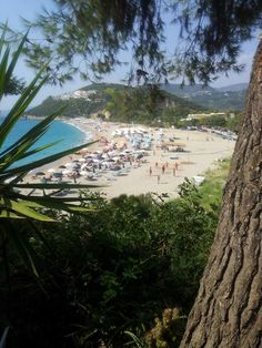 Perdika beach, Epirus, Greece