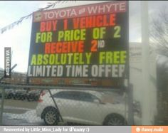 Limited time offer:):)