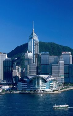 Hong Kong Convention and Exhibition Centre (HKCEC)