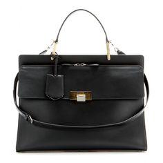 Balenciaga - Le Dix Cartable Zip leather tote